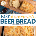 how to make classic beer bread