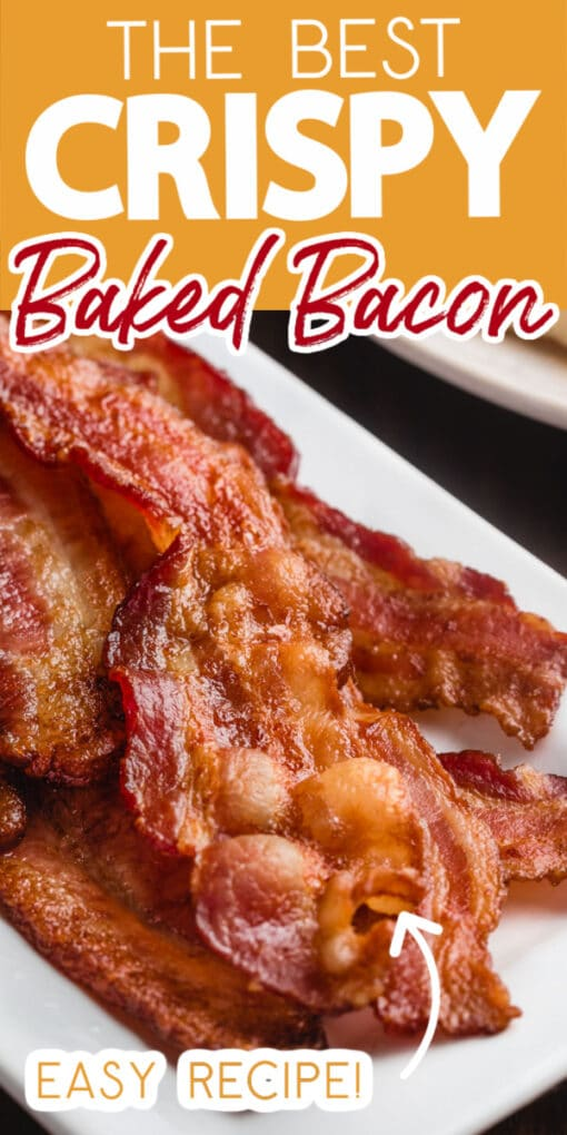 how to cook bacon in the oven tutorial